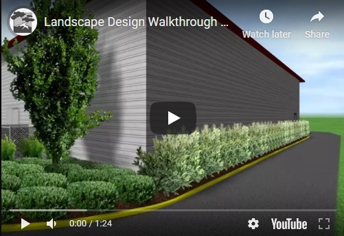 Landscape Design Walkthrough